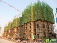漳·和府2#工程进度(2013.06.16)