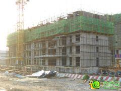 漳·和府3#工程进度(2013.06.16)