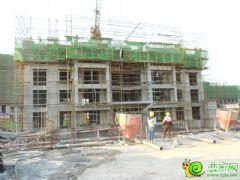 漳·和府4#工程进度(2013.06.16)