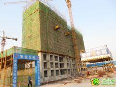漳·和府5#工程进度(2013.06.16)