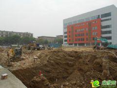龙鼎国际项目工程实景图(2013.6.20)