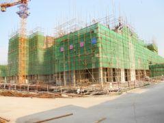 龙湖公馆工程进度(2013.07.22)