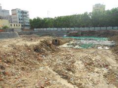 中和商厦工地实景(2013.07.22)
