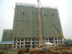 漳·和府5#工程进度(2013.07.26)