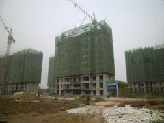 漳·和府4#工程进度(2013.07.26)