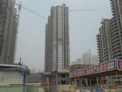 汉成华都5#工程进度(2013.08.06)