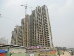 汉成华都6#工程进度(2013.08.06)
