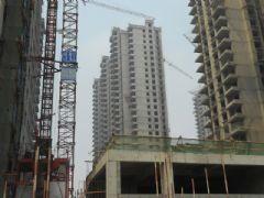 汉成华都7#工程进度(2013.08.06)