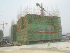 汉成华都14#工程进度(2013.08.06)