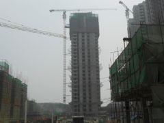 汉成华都19#工程进度(2013.08.06)