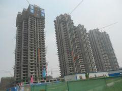 汉成华都20#、21#、22#工程进度(2013.08.06)