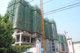 龙湖公馆工程进度实景(2013.08.22)
