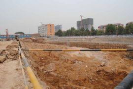 卓昱大厦工地(2011.6.16)
