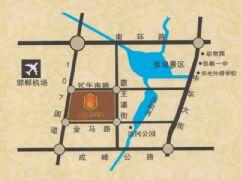 盛世凤凰城区位图