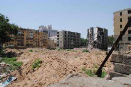 中和商厦拆迁现场(2011.07.08)