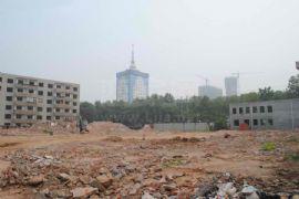 龙鼎国际工地(2011.08.30)
