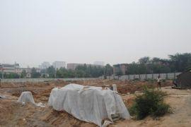 百家新城一期施工现场(2011.9.05)