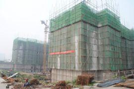 圣水湖畔1#、2#楼施工现场(2011.09.09)