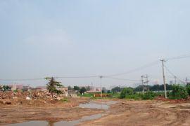宝盛花语城工地(2011.08.20)