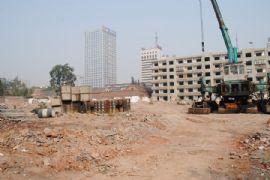 龙鼎国际工地(2011.10.18)