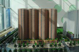 龙鼎国际住宅沙盘(2011.10.24)
