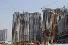 赵都新城9号地实拍(2012.4.14)