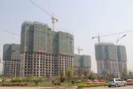 赵都新城4号地实拍(2012.4.14)