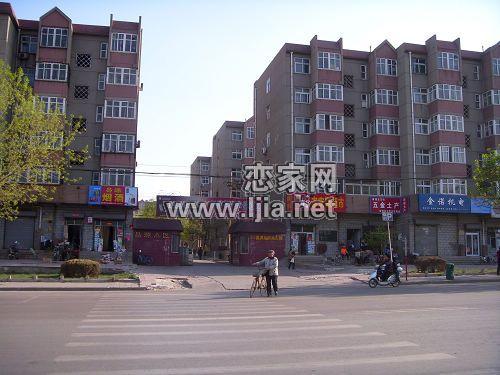 邯郸昌源小区外景