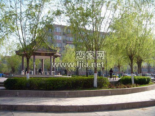 邯郸昌源小区内角景