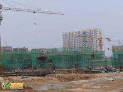 锦绣江南12#工程进度(2012.07.06)