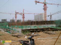锦绣江南17# 18#工程进度(2012.07.06)