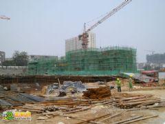 锦绣江南21#工程进度(2012.07.06)