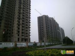 华信山水文苑二期施工现场(2012.7.7)