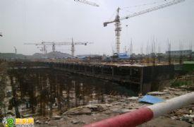 汉成华都工程进度(2012.07.10)