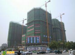 卓昱大厦工程进度(2012.7.7)