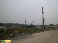 龙湖公馆工程进度(2012.7.14)
