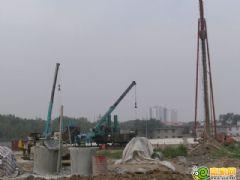 龙湖公馆工程进度(2012.7.23)