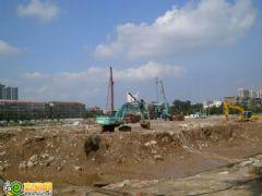 龙湖公馆工程进度(2012.8.2)