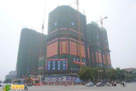 卓昱大厦喜封金顶(2012.8.8)