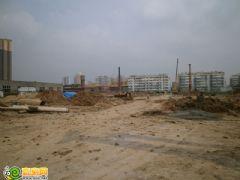 宝利大厦施工进度(2012.08.13)