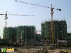 锦绣江南12# 13#工程进度(2012.08.23)