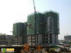 锦绣江南21#工程进度(2012.08.23)