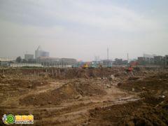 龙湖公馆工程进度(2012.8.23)