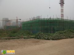 汉成华都工程进度(2012.9.7)