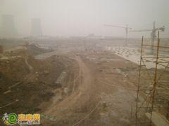 枫景华庭工程进度(2013.01.14)