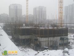 锦绣江南项目实景图(2013.1.23)
