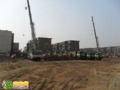 億順博奧大廈工程實景(2013.04.03)