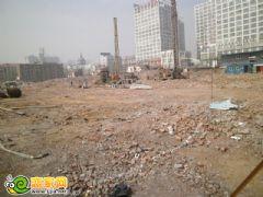 名仕公馆项目工程实景图(2013.4.24)