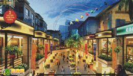 东方新城项目人视图