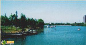 东方新城项目景观效果图